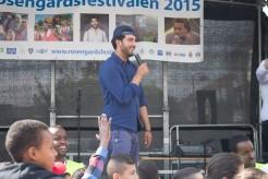 Rosengårdsfestivalen 2015