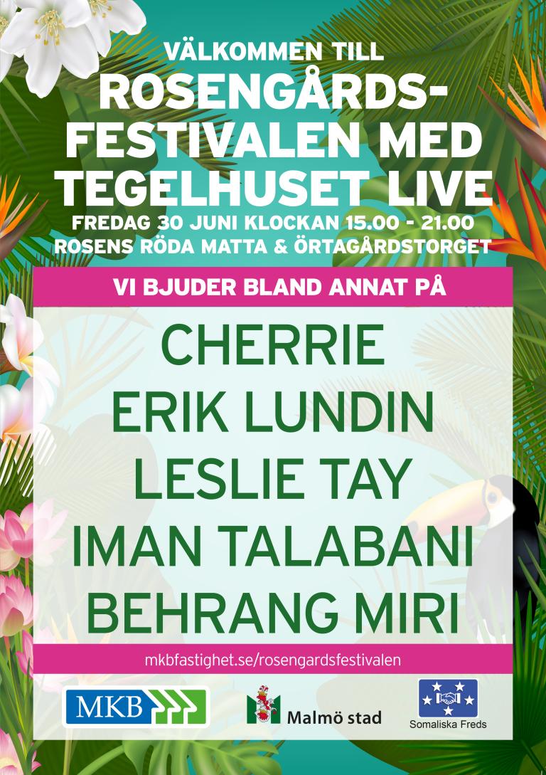 Rosengårdsfestivalen 2017